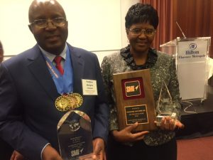 SMI Florence awards Gladys and Passmore Matupire