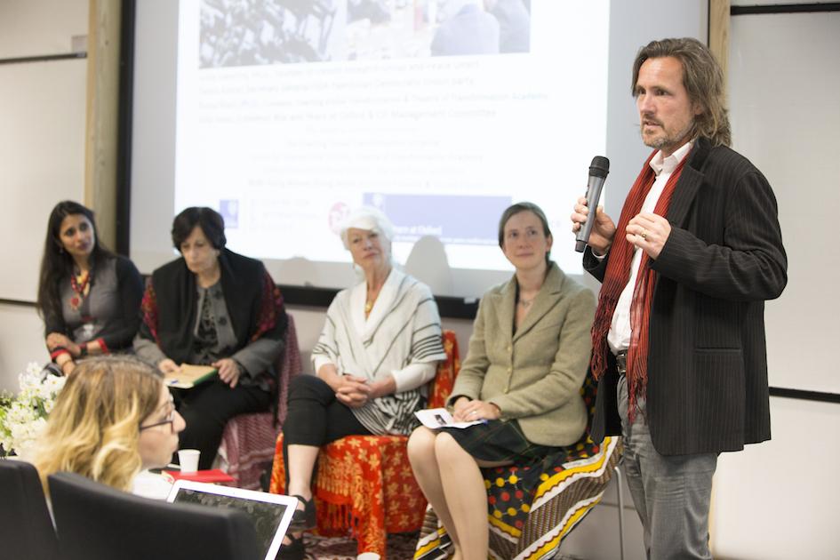 2017 05 17 Oxford Women War and Power Conference Alexander Schieffer