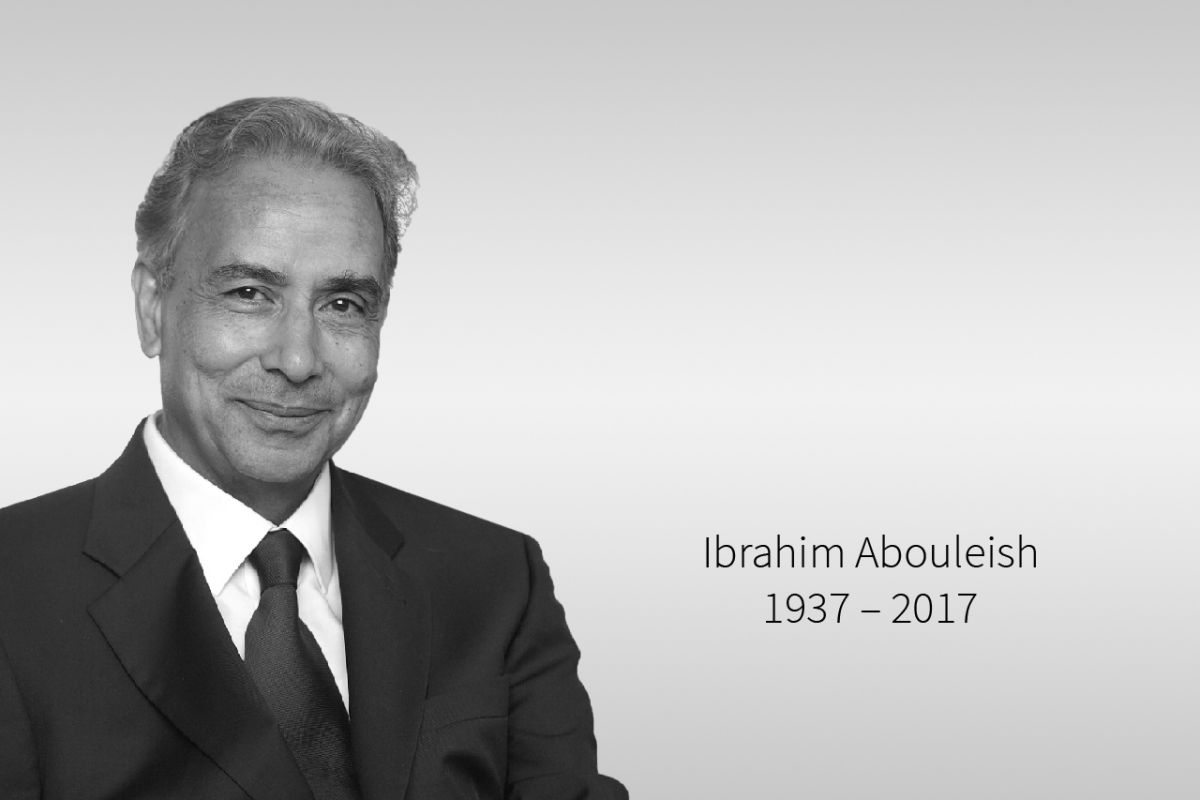 2017 06 Sekem Ibrahim Abouleish Condolences