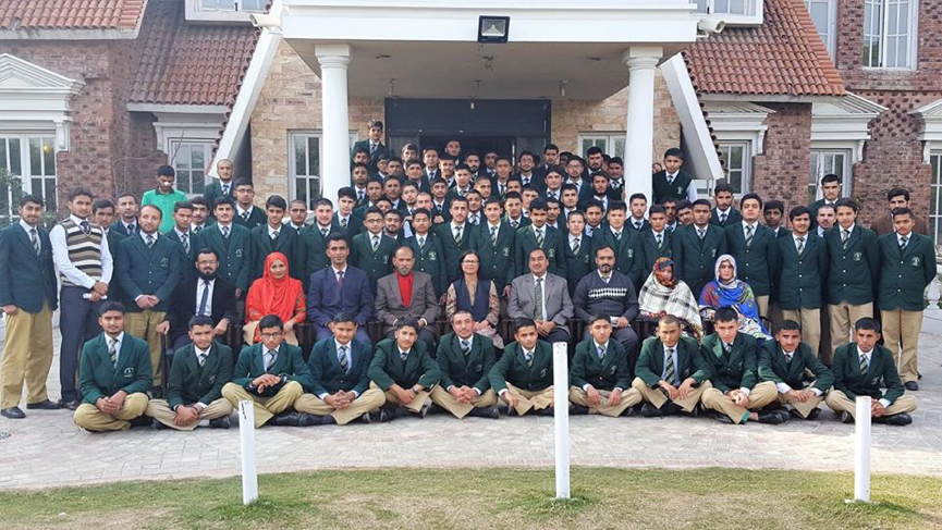 A visit to Akhuwat College