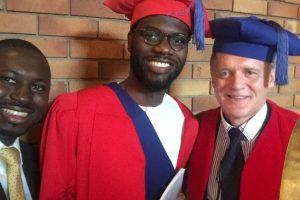 PhD! Jubril Adeojo graduates on Integral Banking, enabling Financial Inclusion for Marginalized Communities in Nigeria and Africa