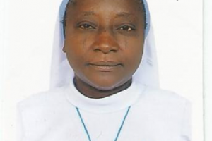 Sister Esther Shebi from Northern Nigeria becoming a Trans4m Fellow