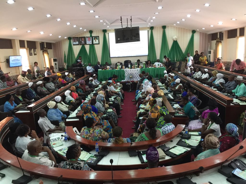2017 10 05 Lagos Traditional Knowledge Conference Full Crowd 3