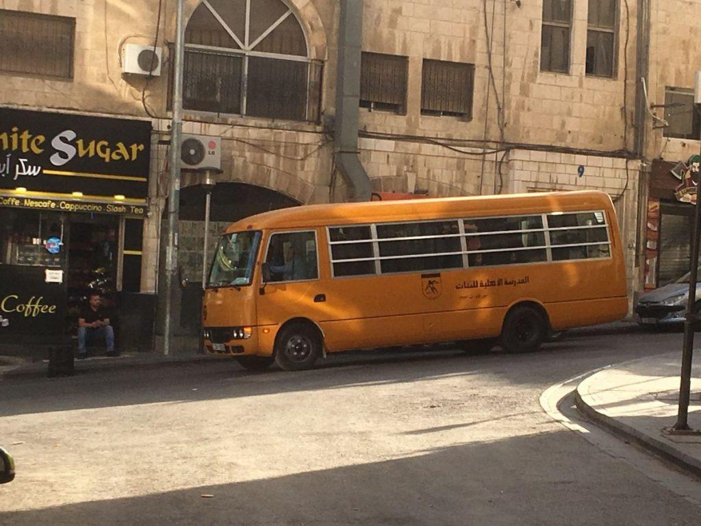 2017 11 12 PhD Module Amman Schoolbus