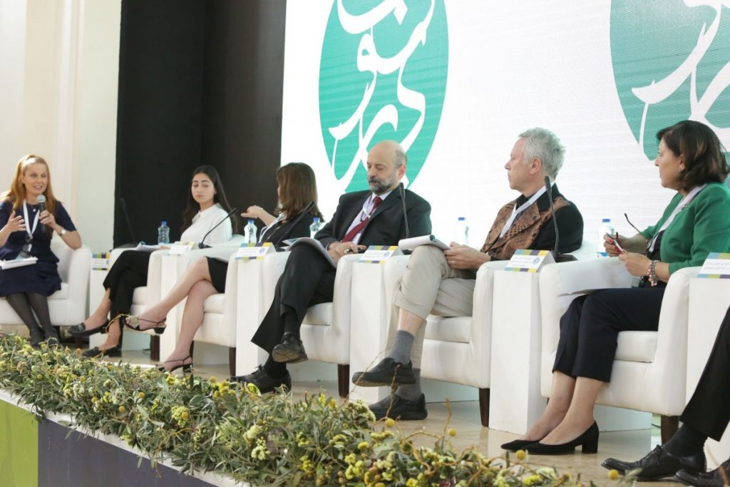2017 11 18 Amman ASG Integral Education Roundtable 10 Opening Panel B
