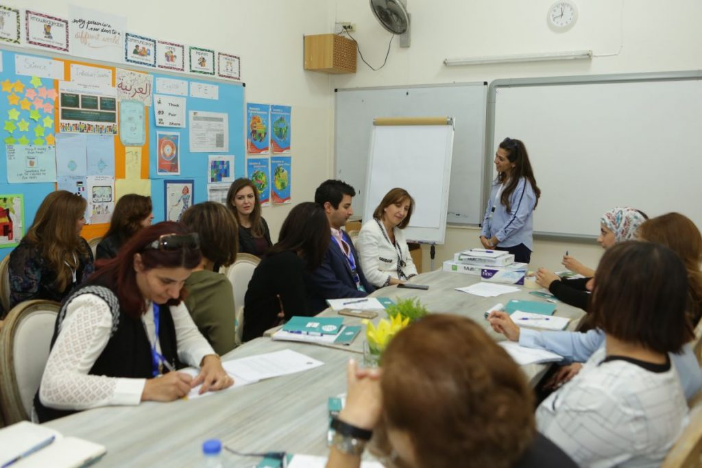 2017 11 18 Amman ASG Integral Education Roundtable 28 with Facilitator Zina Khoury 3