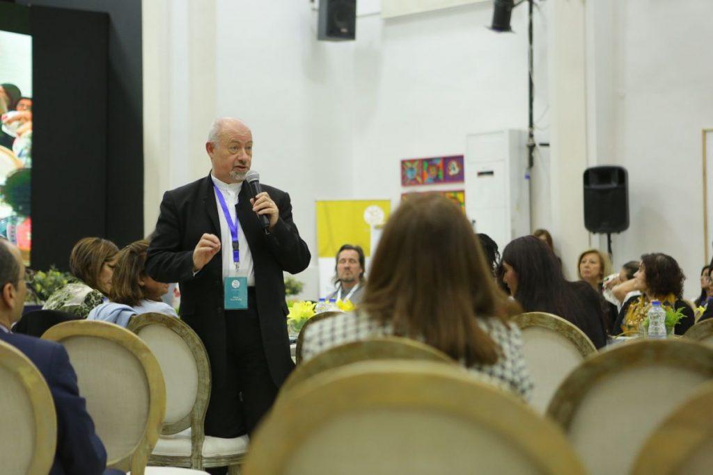 2017 11 18 Amman ASG Integral Education Roundtable 34 Tony Bradley