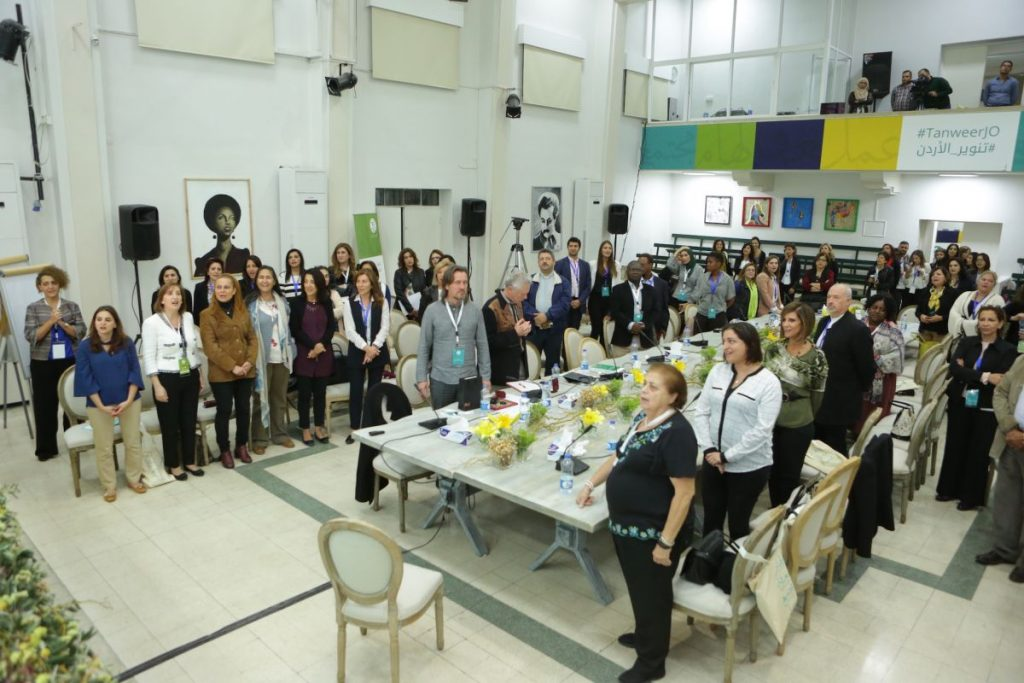 2017 11 18 Amman ASG Integral Education Roundtable 36 Whole Group Finale B
