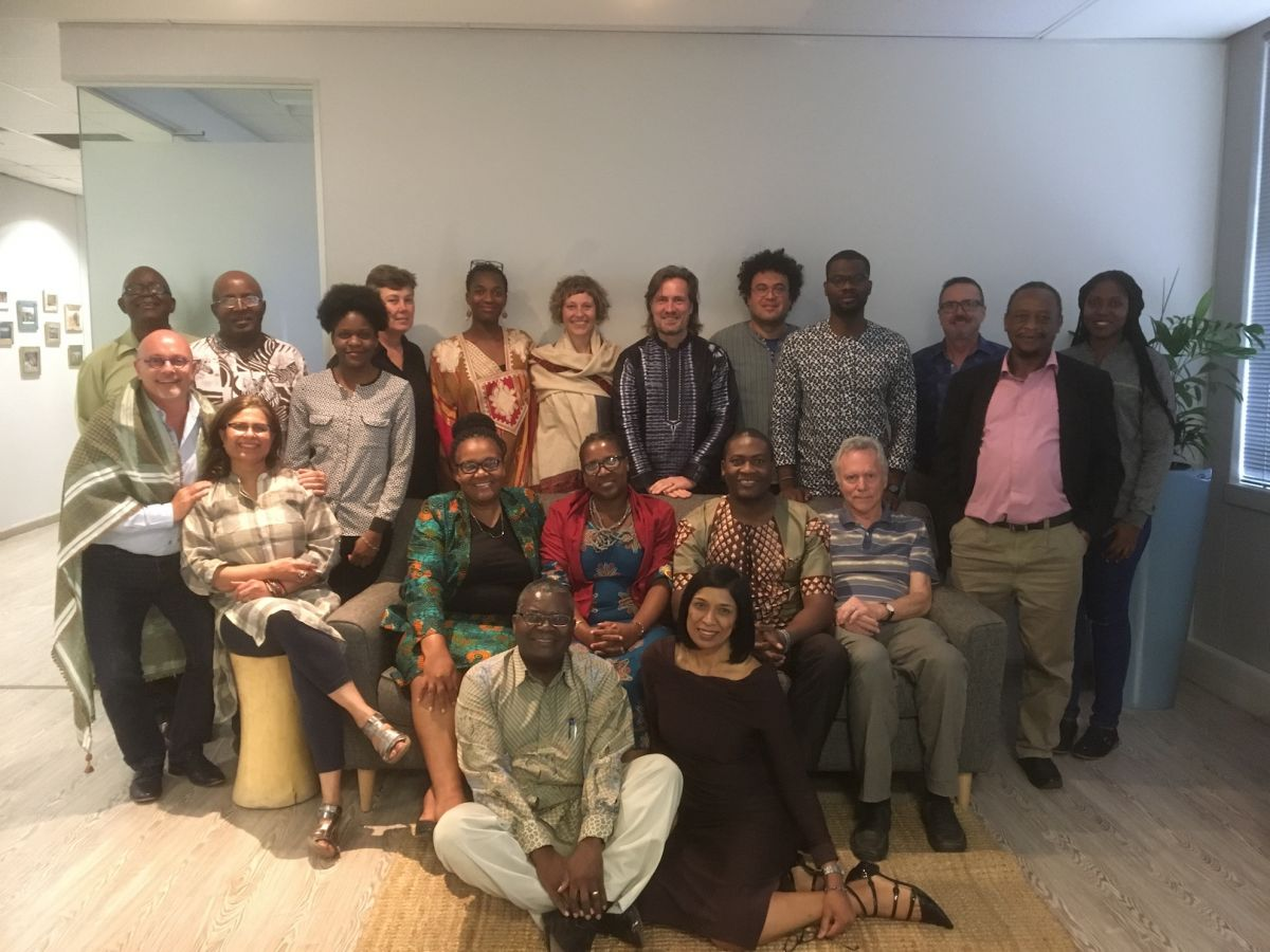 2018 03 15 Integral Africa Roundtable Full Group 1