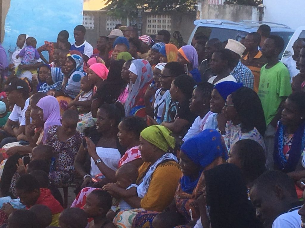 2018 03 18 Tanzania Kigamboni KCC Audience 2
