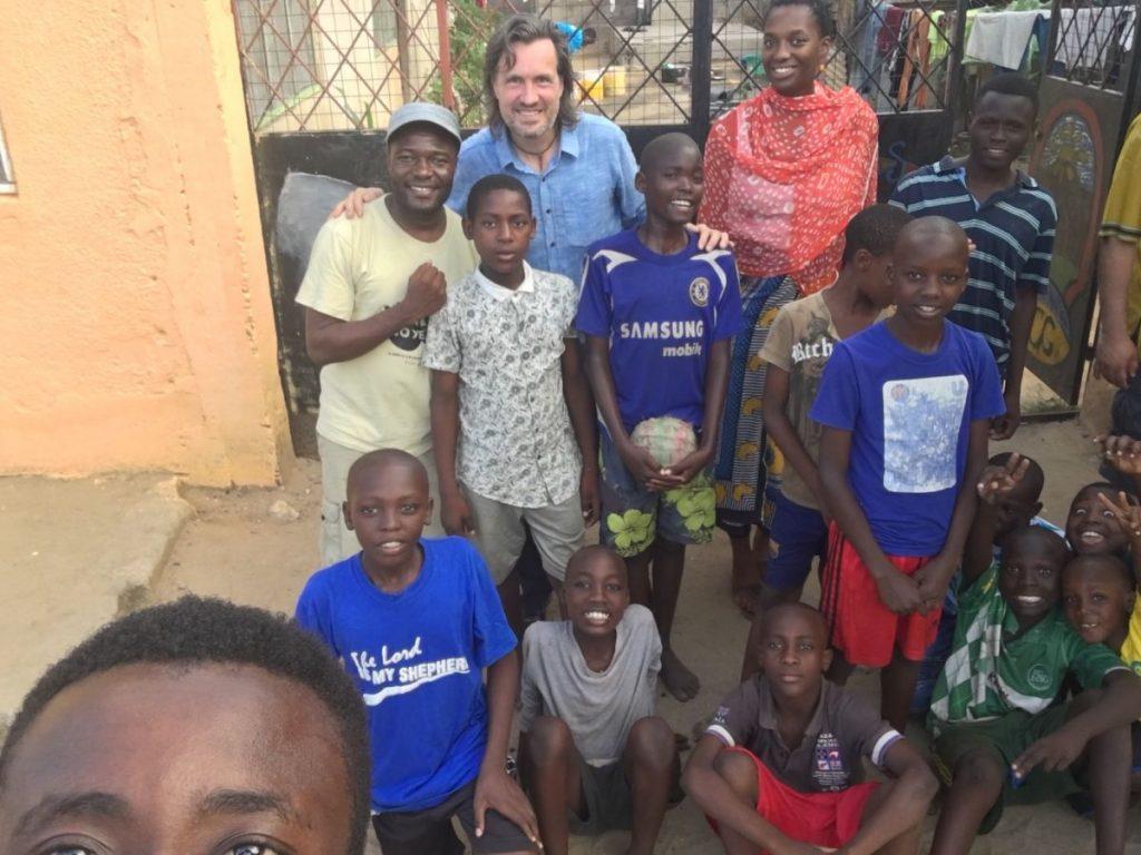 2018 03 18 Tanzania Kigamboni KCC Homeless Shelter Ama Alexander Group 3