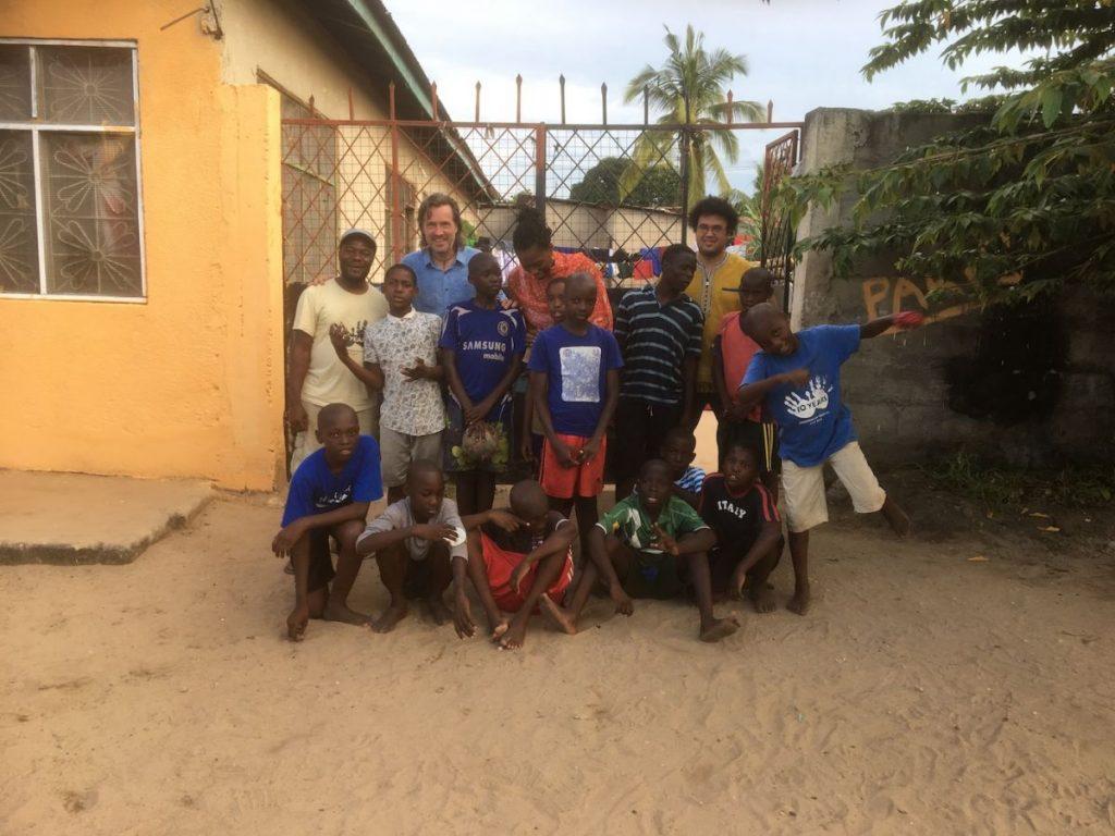 2018 03 18 Tanzania Kigamboni KCC Homeless Shelter Ama Mongy Alexander Group 1