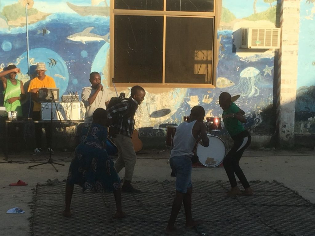 2018 03 18 Tanzania Kigamboni KCC Performance 2