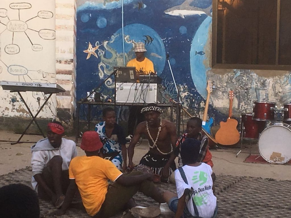 2018 03 18 Tanzania Kigamboni KCC Performance 4
