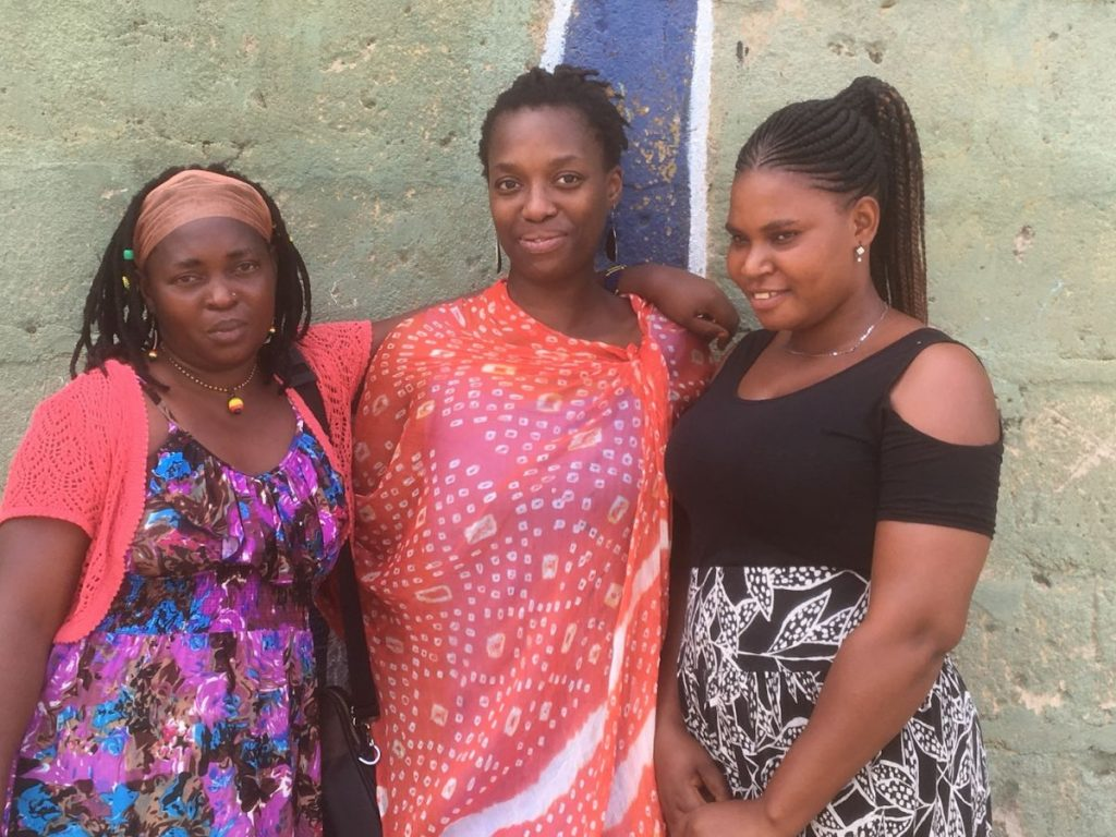 2018 03 18 Tanzania Kigamboni KCC Sewing Class Ama