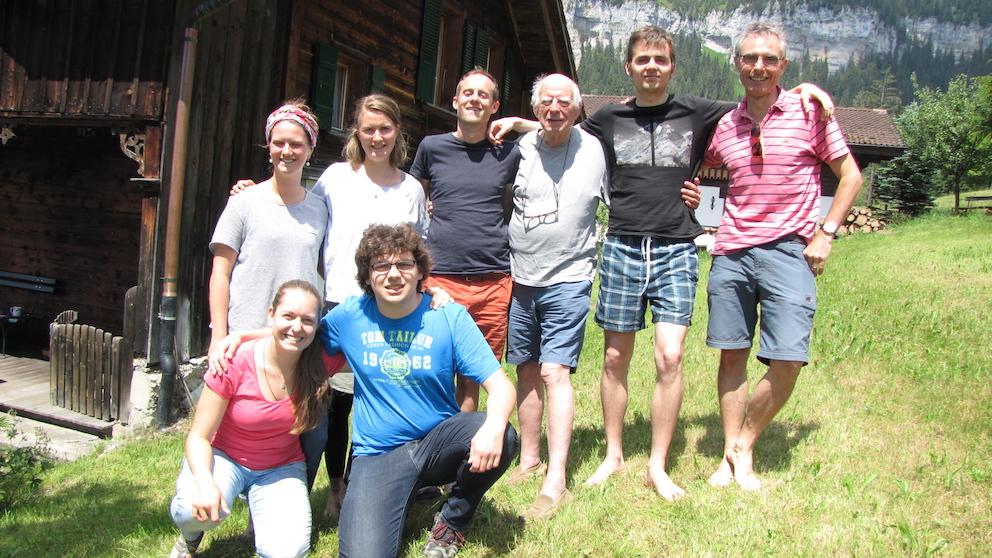 2018 06 18 Switzerland Beatenberg Education Retreat Group Pic 2