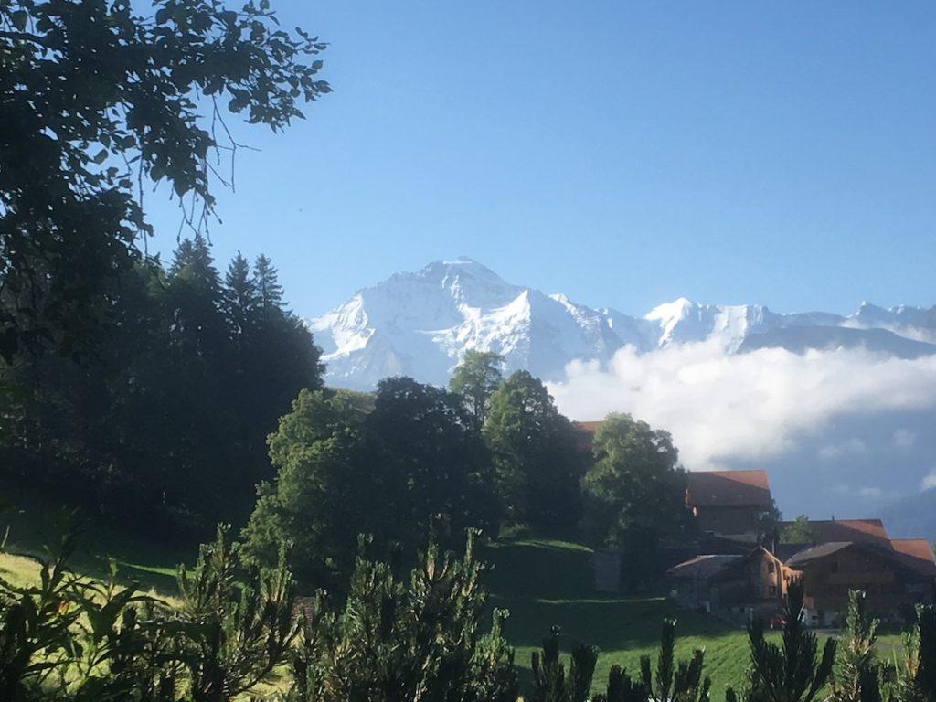 2018 06 18 Switzerland Beatenberg Education Retreat Panorama 3