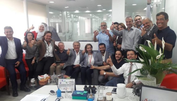 2018 06 26 Amman Manar Nimer Medlabs Academic VIVA Full Group 3