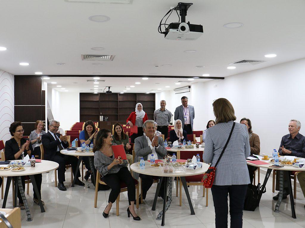2018 06 26 Amman Manar Nimer Medlabs Community VIVA Manar 2