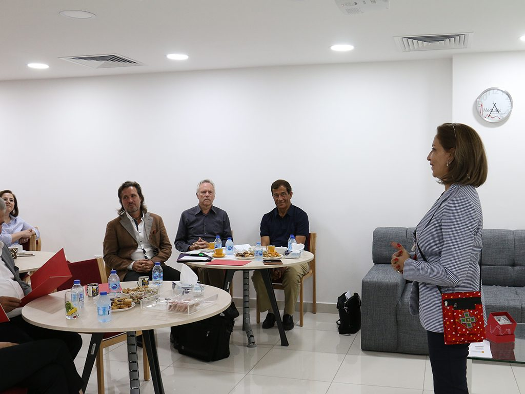 2018 06 26 Amman Manar Nimer Medlabs Community VIVA Manar Nimer