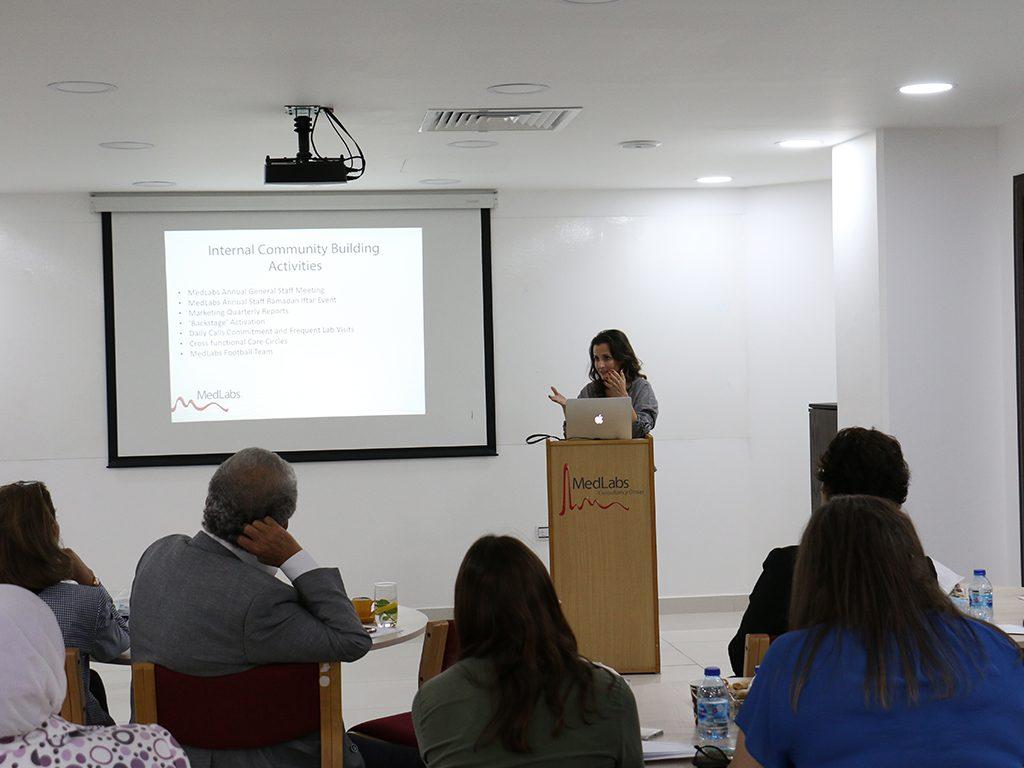 2018 06 26 Amman Manar Nimer Medlabs Community VIVA Zeina Sayhnoun 1