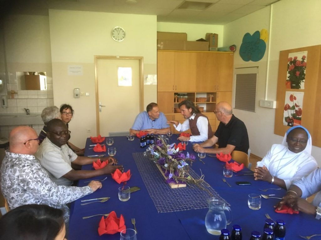 2018 09 11 Slovenia BC Naklo PhD Module Cohort 5 Participants 2