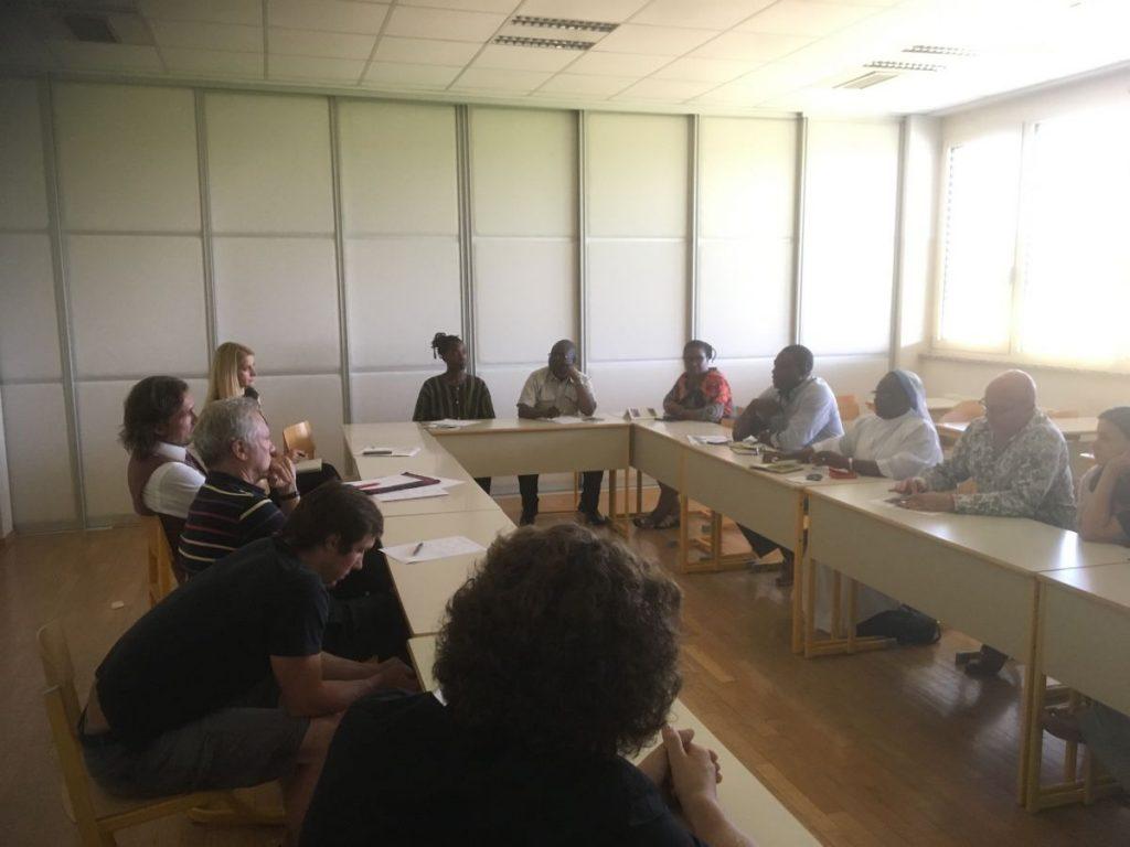 2018 09 11 Slovenia BC Naklo PhD Module Cohort 5 Participants 3