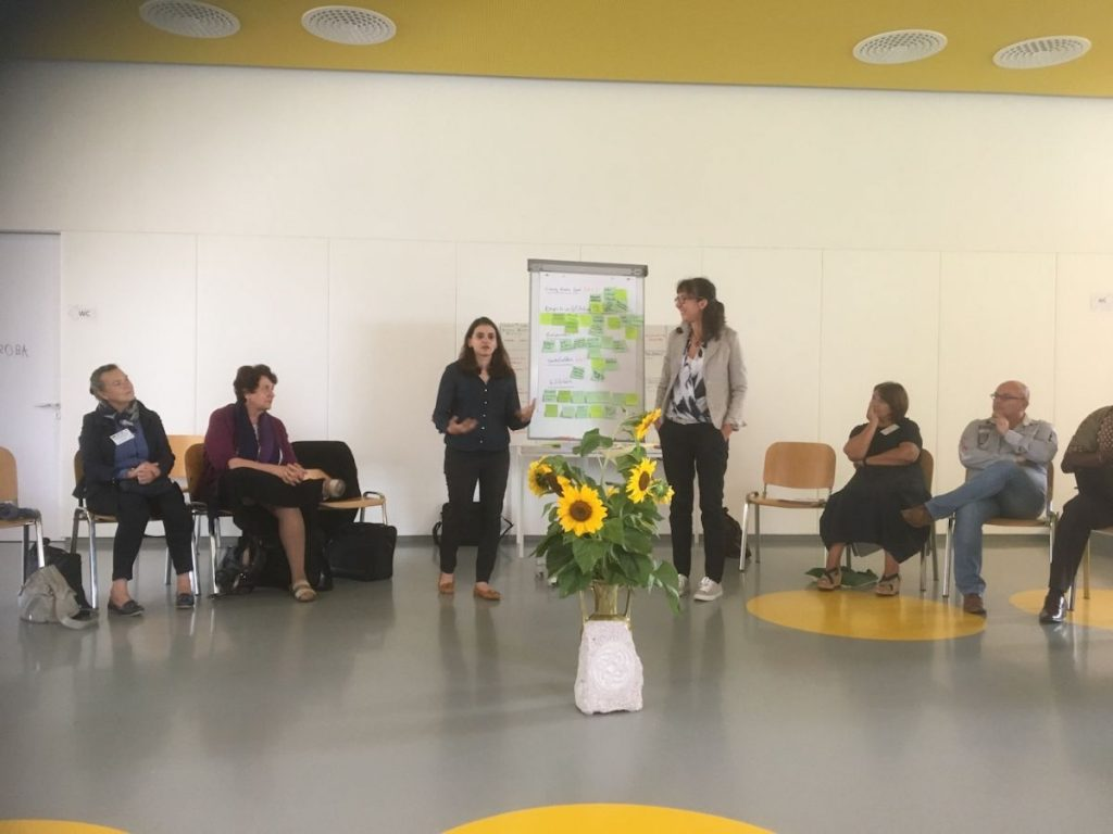 2018 09 13 Slovenia Slovenska Bistrica IGS Conference 2nd Day Liliana Laila