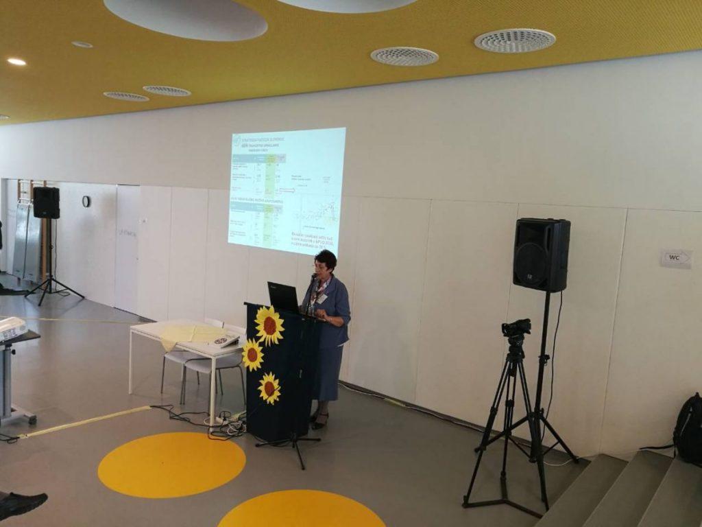 2018 09 13 Slovenia Slovenska Bistrica IGS Conference Darja Piciga Presentation