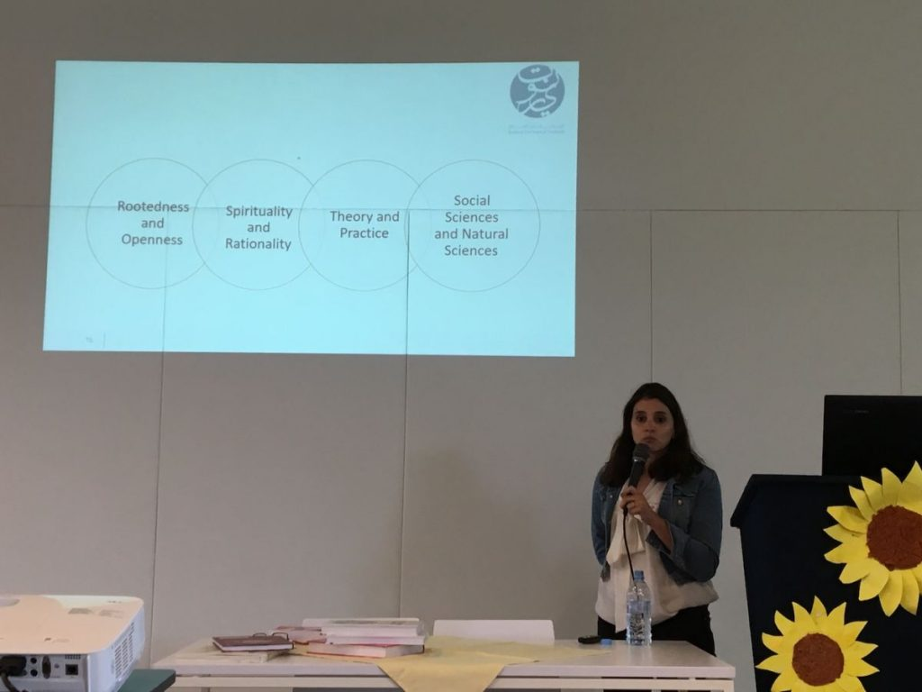 2018 09 13 Slovenia Slovenska Bistrica IGS Conference Laila Abdul Majeed Presentation