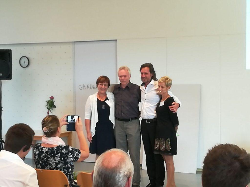 2018 09 13 Slovenia Slovenska Bistrica IGS Conference Ronnie Alexander Stanka Metka