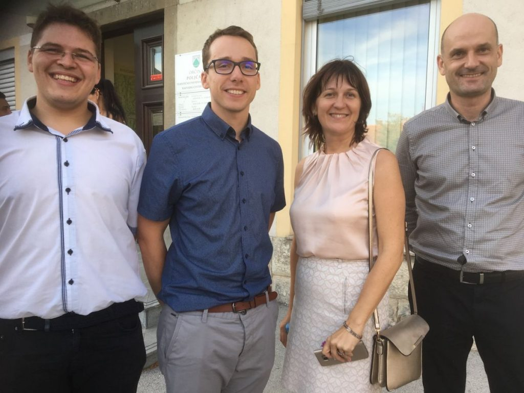 2018 09 13 Slovenia Slovenska Bistrica IGS Conference Team Savinjska Region 2