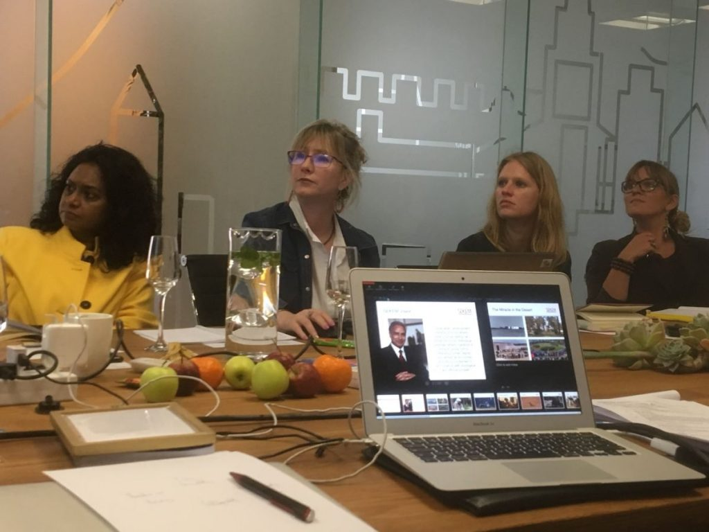2018 09 21 Johannesburg Integral Enterprise Roundtable Audience 2