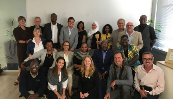 2018 09 21 Johannesburg Integral Enterprise Roundtable Group Picture 1