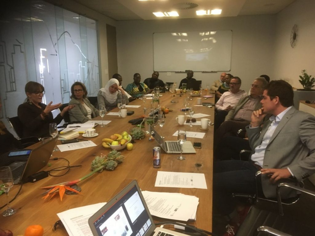 2018 09 21 Johannesburg Integral Enterprise Roundtable Participants 1
