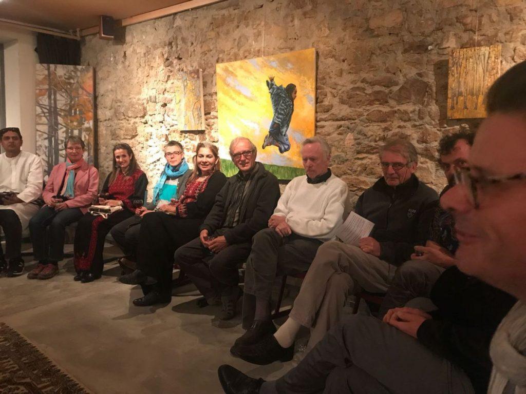 2018 10 05 Trans4m PhD Program Induction Hotonnes - Aguas Calientes Dialogue 1