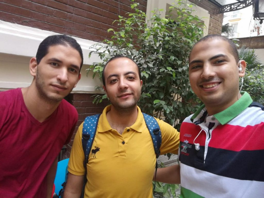 2018 10 20 Cairo Goethe Tahrir Workshop Participants 1