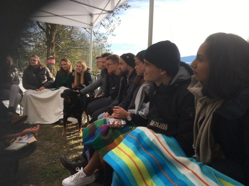 2018 10 30 Hotonnes TA Course St Gallen Concluding Circle 2