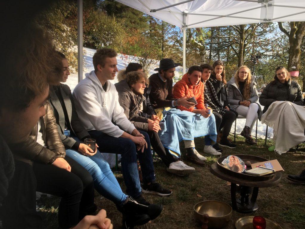 2018 10 30 Hotonnes TA Course St Gallen Concluding Circle 7