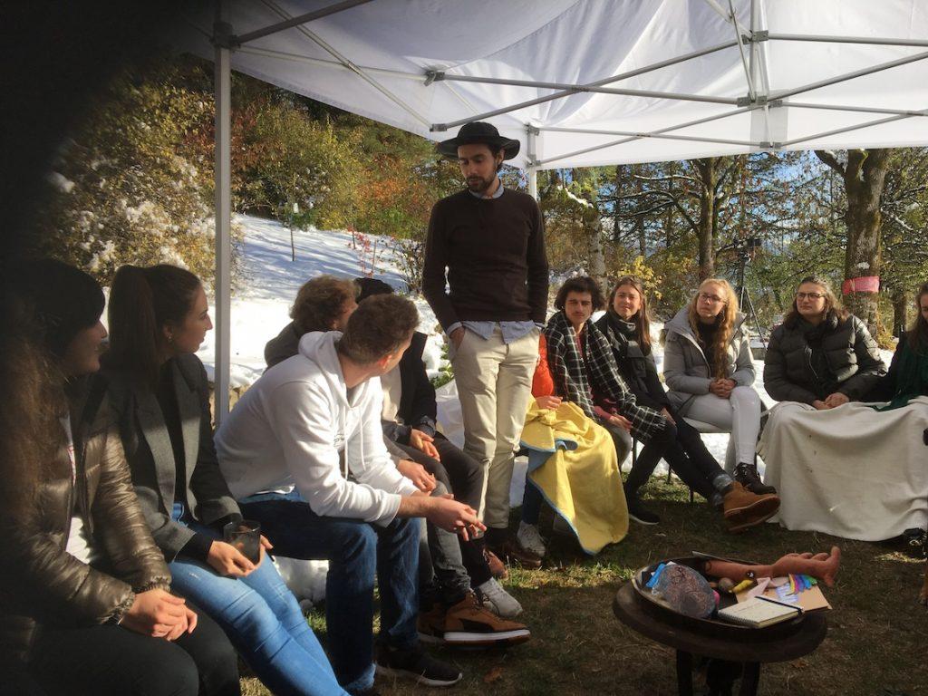 2018 10 30 Hotonnes TA Course St Gallen Concluding Circle Stefan