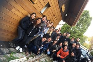 Becoming Agents of Transformation: 25 Students from the University of St. Gallen at Home for Humanity