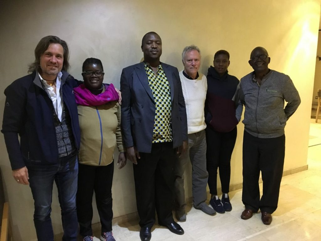 2018 11 24 Phd Module Amman with Zimbabwean Group 1