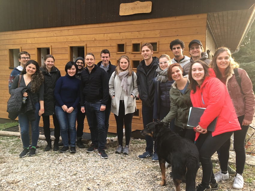 2019 04 08 Integral Development Course 2019 at H4H Full Group with Benjamin Foro