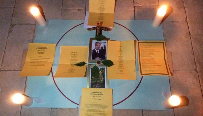 2019 06 15 Egypt Sekem Commemorating Ibrahim Abouleish FourFold Image 1
