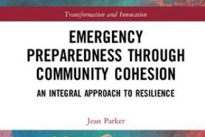Launched: Trans4m Senior Fellow Jean Parker's  book on an Integral Approach to Resilience