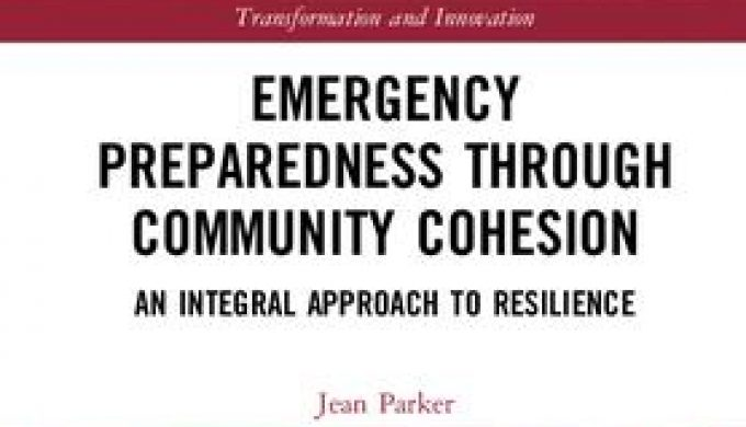 Emergency Preparedness Book Cover Jean Parker 2019 06