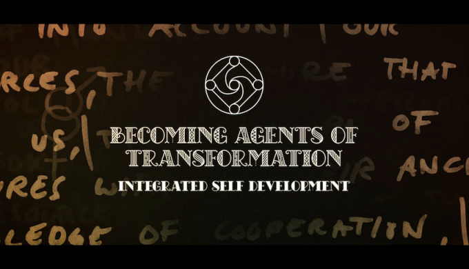 Niko Messerli Agents of Transformation Course 2018 Title Image Video