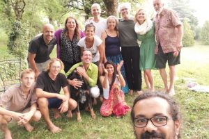 Making the Transition: Inner Transition to Outer Transformation Weekend at Home for Humanity