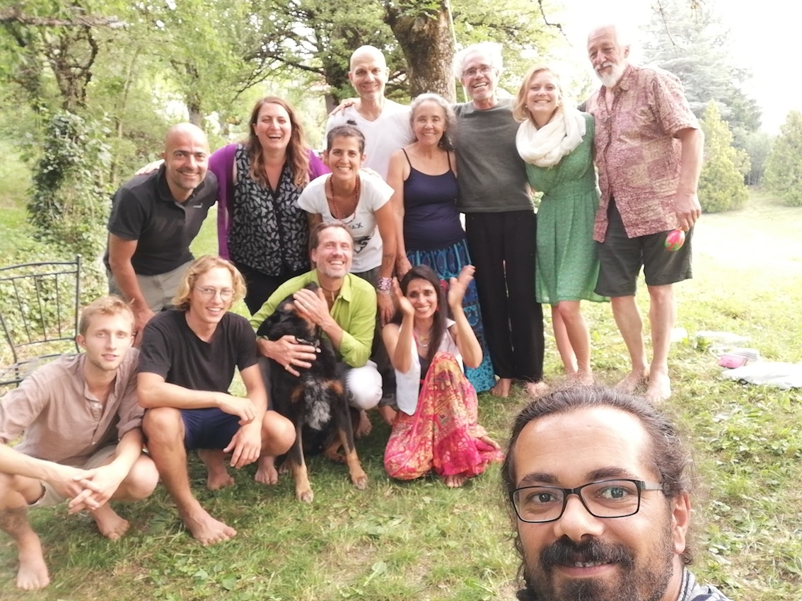 2019 06 30 H4H Shaman Healing Transition Weekend Group Picture 2