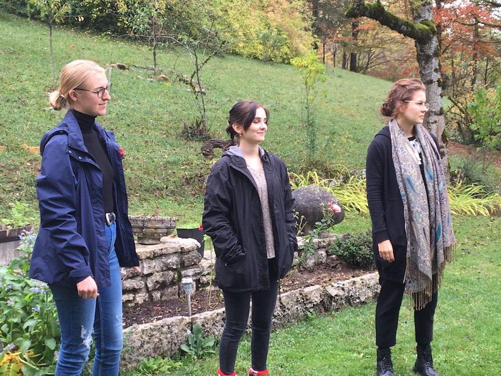 2019 10 28 TA Course St Gallen at H4H Exercises 6 Leandra Caroline